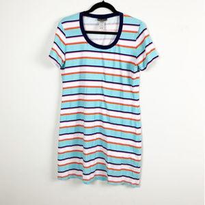 Tommy Bahama Striped Tunic/dress  Sz S